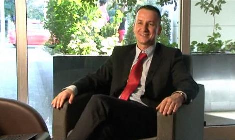 Dr sci. med. dr Aleksandar Čelebić, onkolog i onkološki hirurg.